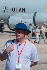 "Not a happy Chappy. Nor would you be wearing a silly hat like that. Malta 2013. Photo courtesy of ""Iron Dragon""."