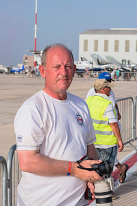 "Red faced at Malta. Thanks to ""Iron Dragon"" for this complementary shot."