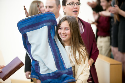 Los Angeles Bat Mitzvah Photographer - Kehillat Israel, Pacific Palisades