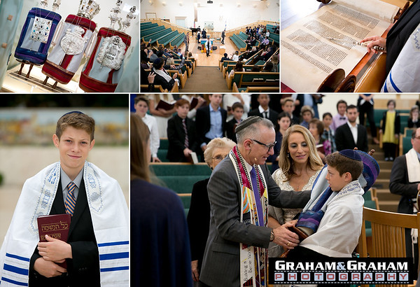 Los Angeles Bar Mitzvah Photographer - Kehillat Israel, Pacific Palisades