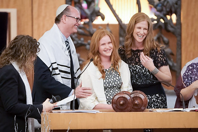 Los Angeles Bat Mitzvah Photographer - Temple Isaiah