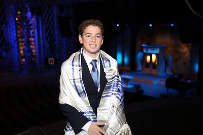 Los Angeles Bar Mitzvah Photographer - Saban Theater
