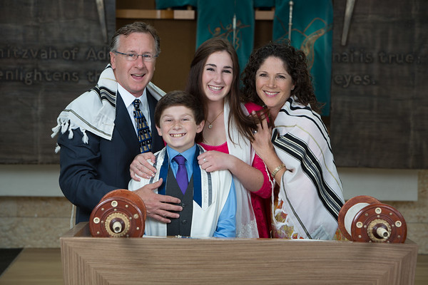 Los Angeles Bar Mitzvah Photographer - Temple Israel, Long Beach