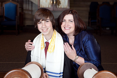 Los Angeles Bar Mitzvah Photographer - Temple Menorah, Redondo Beach