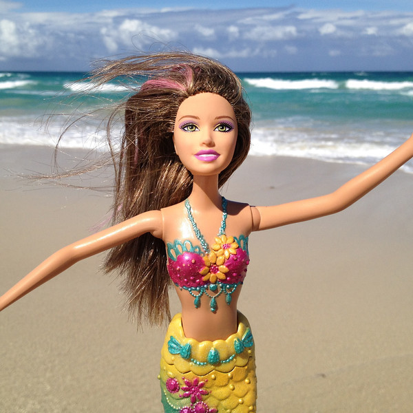 Beach Barbie