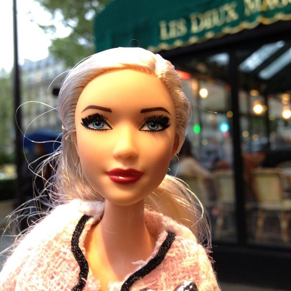 Les Duex Margots Barbie