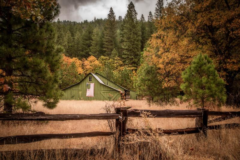 Old Glory Barn