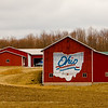 Ohio Bicentenial Barn :: Ashland OH