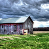Barn on Route 83 :: OH