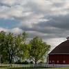 Hileman Round Barn, SIlver Lake, Indiana