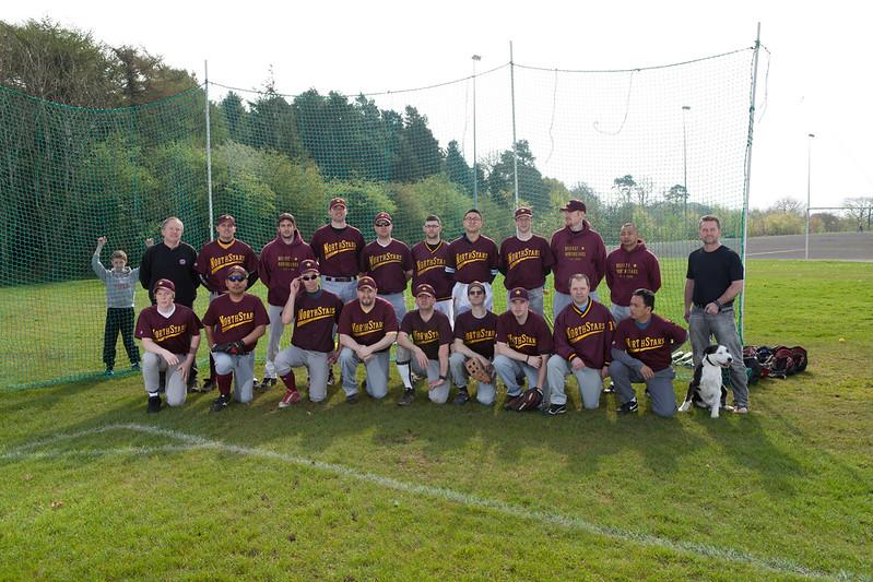 Northstars baseball team-9236