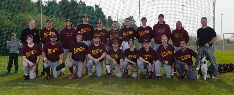 Northstars baseball team-9237