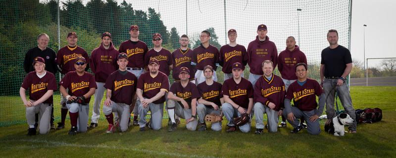Northstars baseball team-9241