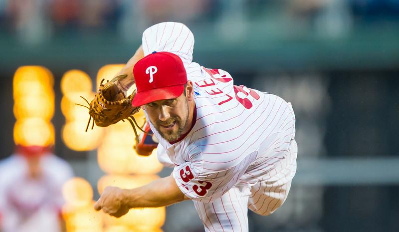 MLB: JUL 26 Diamondbacks at Phillies