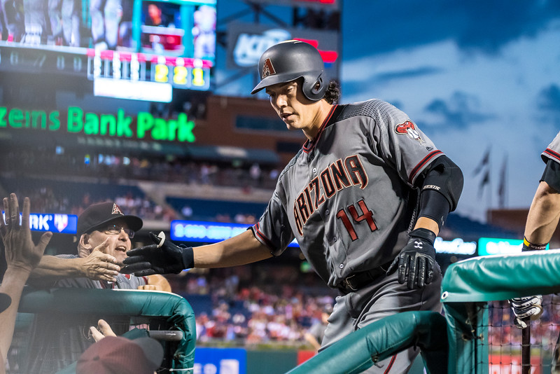 MLB: JUN 17 Diamondbacks at Phillies