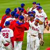 MLB: JUN 14 Cubs at Phillies