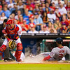 MLB: AUG 27 Nationals at Phillies
