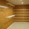 Cherry Bluff Basement Cedar Storage Closet