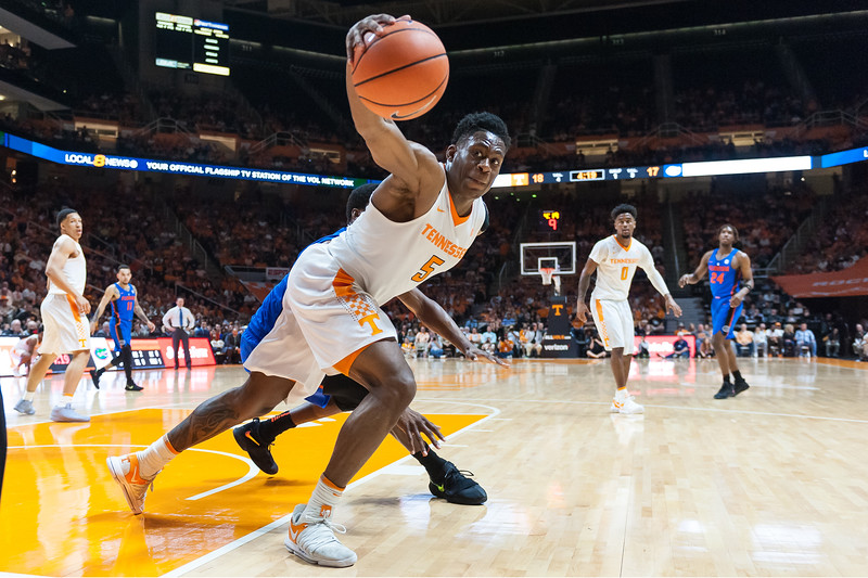 COLLEGE BASKETBALL: FEB 21 Florida at Tennessee