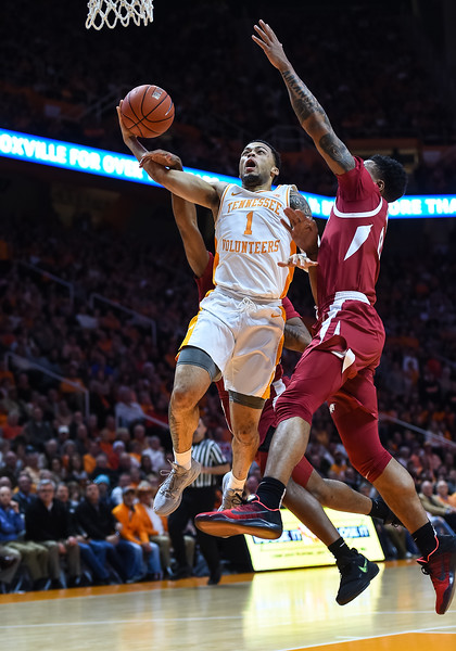COLLEGE BASKETBALL: JAN 15 Arkansas at Tennessee