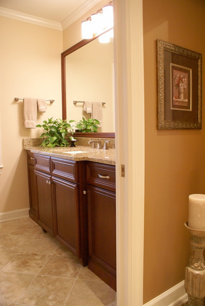Price Masterbath: his vanity.