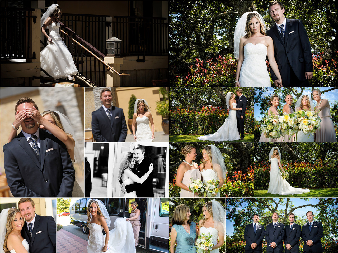 Erica_and_Justin_Byington_Winery_Los_Gatos_Wedding_Photography_4x6_Photo_Board_03