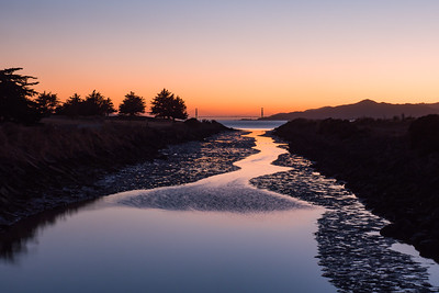 Low Tide to the Golden Gate