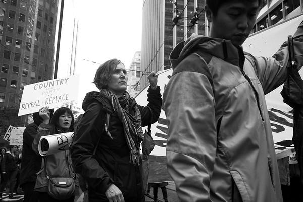 Bay Area Protest