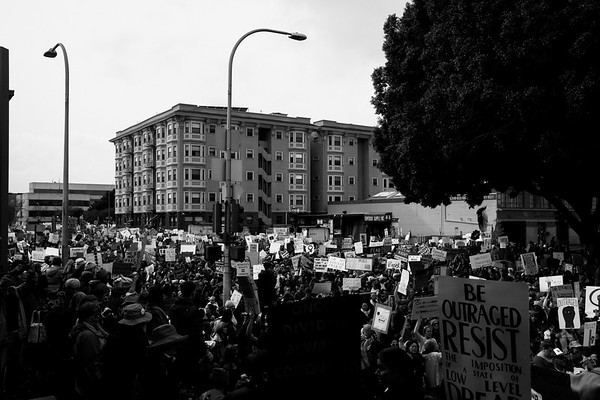 Oakland Womens March