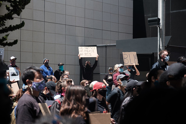 Protest Against Police Brutality