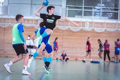 Handball Leistungscamp
