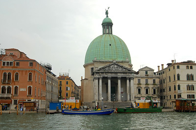 Water ways of Venice, Italy, Europe.