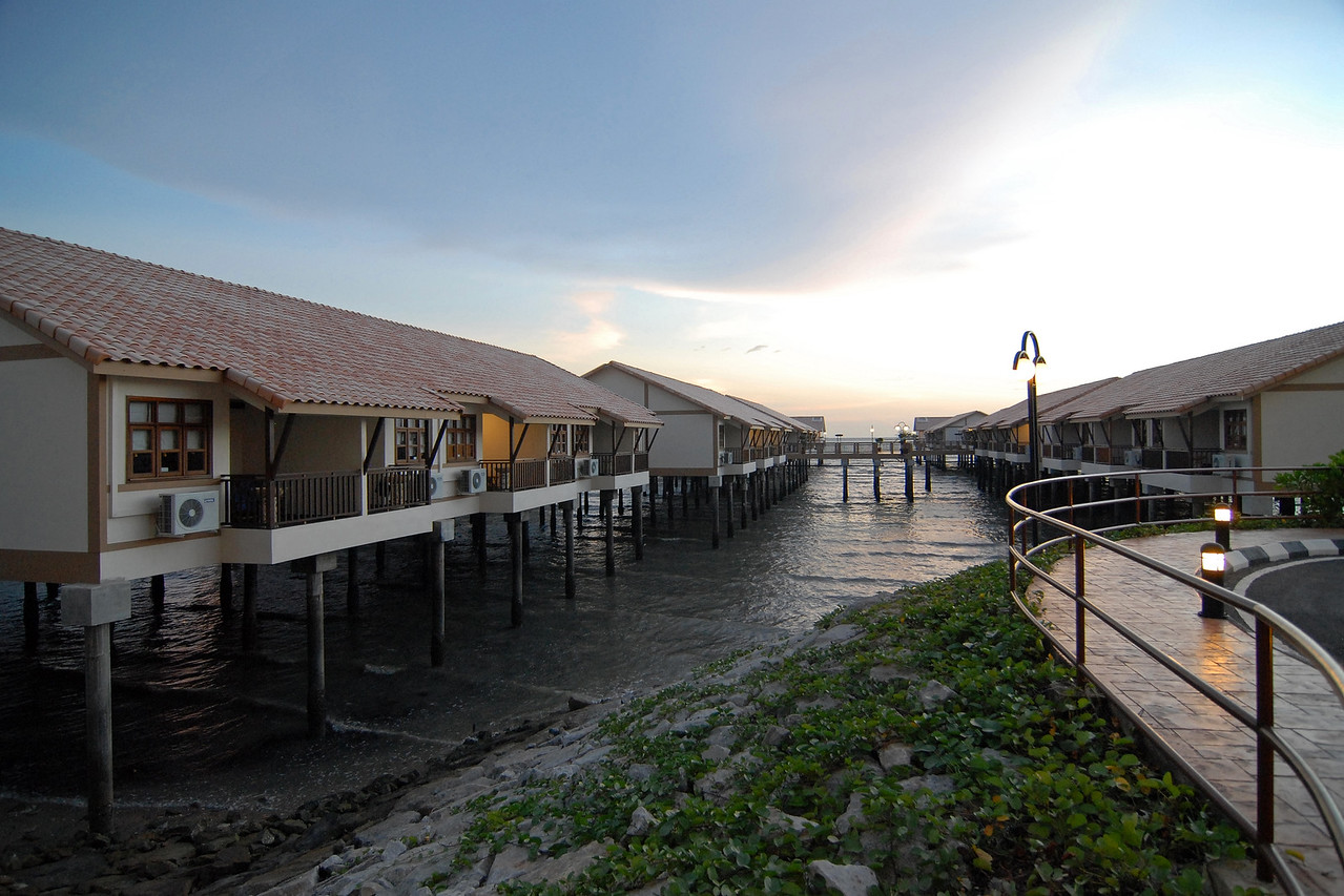 Chalet at Port Dickson, PD, Malaysia