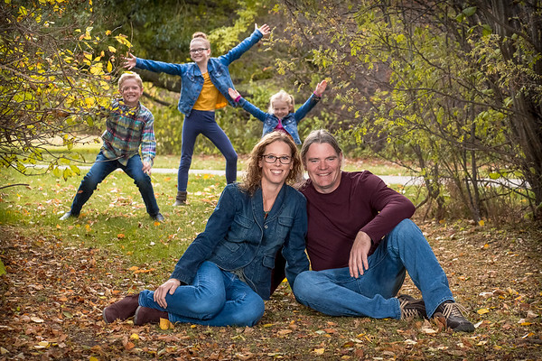 Fun Family Photos - Red Deer Alberta