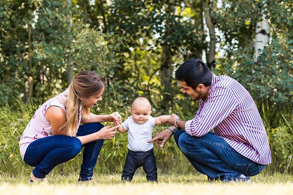 6 month old baby photos - Blackfalds Alberta