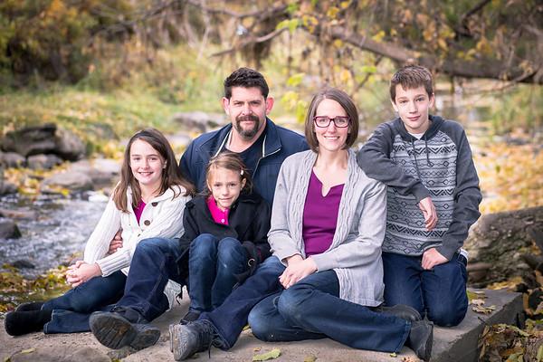 Coronation Park Family Photos