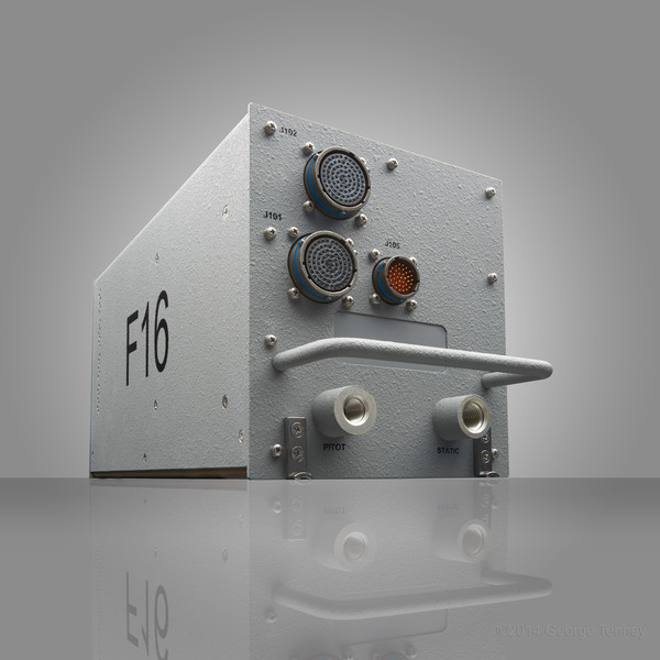 Air Data Computer for F-16 Jet