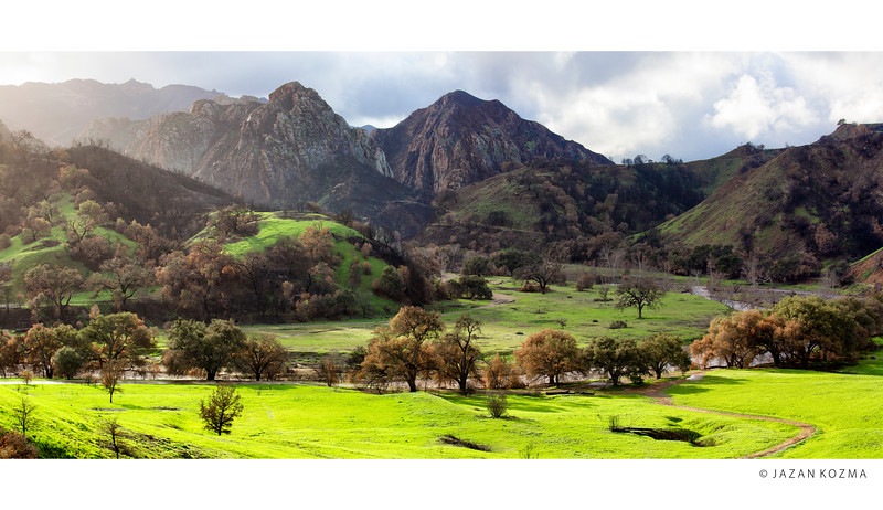 Valley View - Malibu Creek State Park