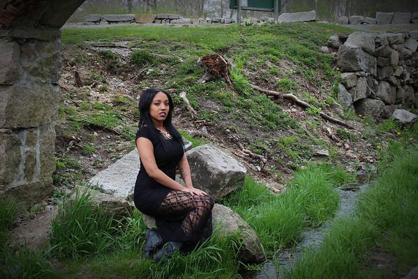 Model: Tianni Britte