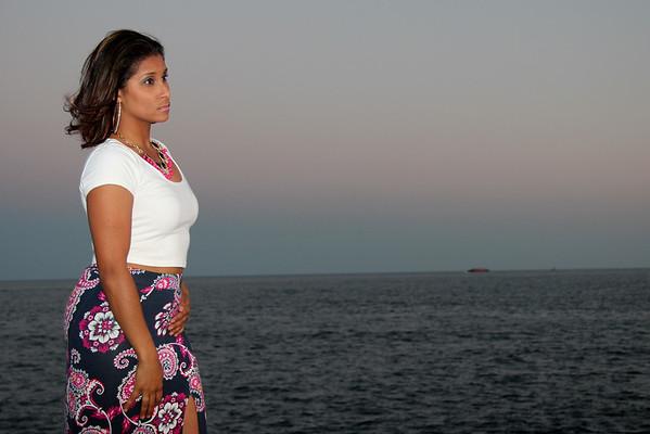 Model: Jacqueline Barrios