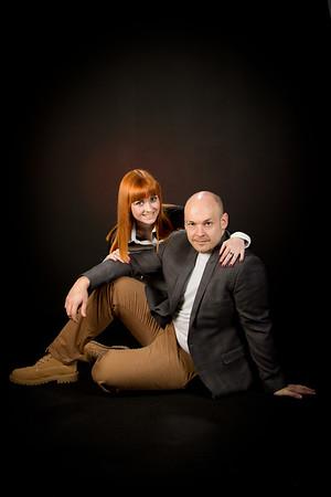 Becky & Greg