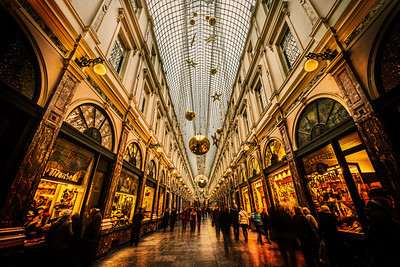 The Shopping Alley