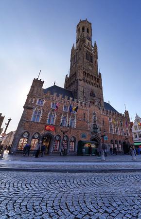 Belfry of Bruges Belfry of Bruges