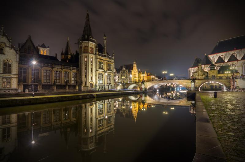 Gent Reflection