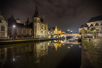 Gent Reflection