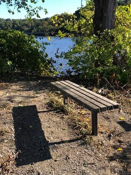 Croton River, Croton on Hudson, NY (C) Daniel Yoffee