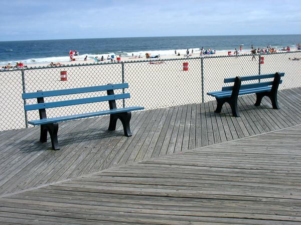 Seaside Heights, NJ (C) Daniel Yoffee