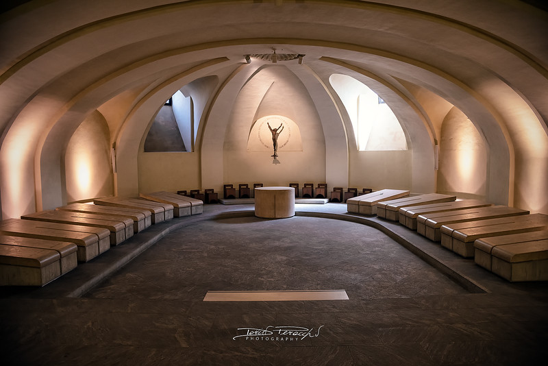 2018 - Duomo Di Città Alta, Cappella Dei Vescovi