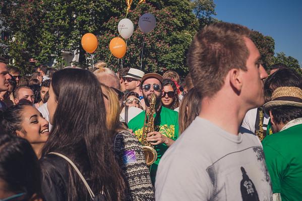 Berlin Kultur Karnaval