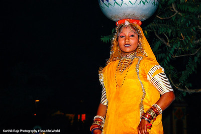 Choki Dhani, Folk Village, Jaipur, Rajasthan, Incredible India